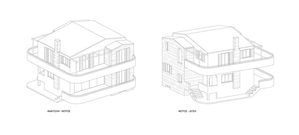 Lagado_architects_private_house_villa_Greece_Greek_mediterranean_house_design_young_isometric2