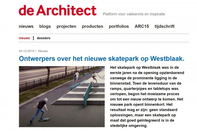 interview DeArchitect.nl