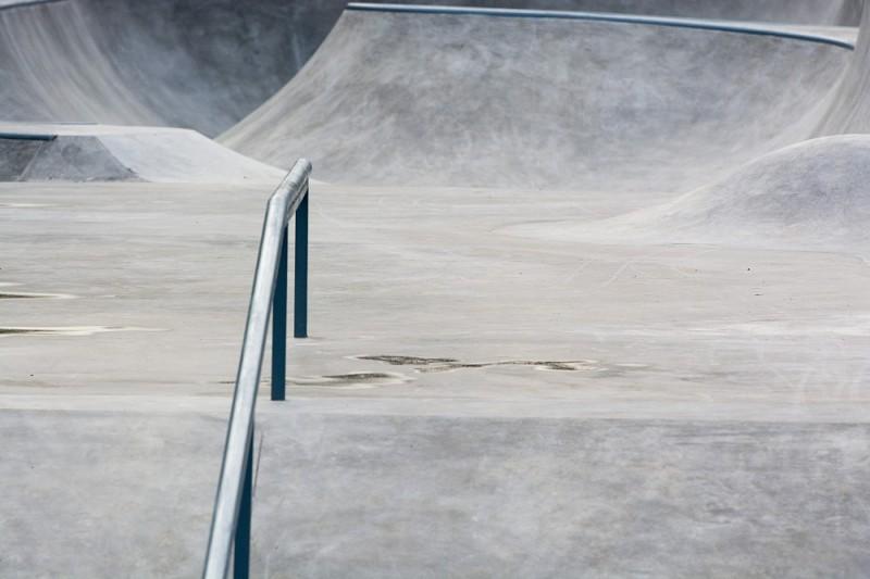 Skatepark Westblaak klaar