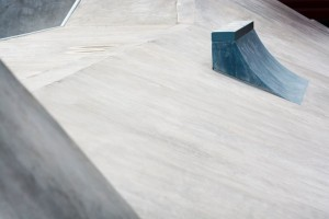 Westblaak Rotterdam skatepark LAGADO architects public space urban youth play 2