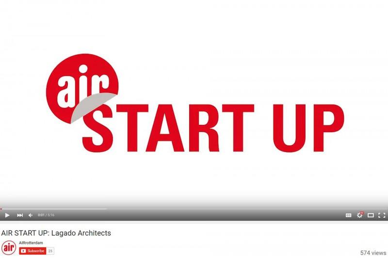 Air Startup video interview