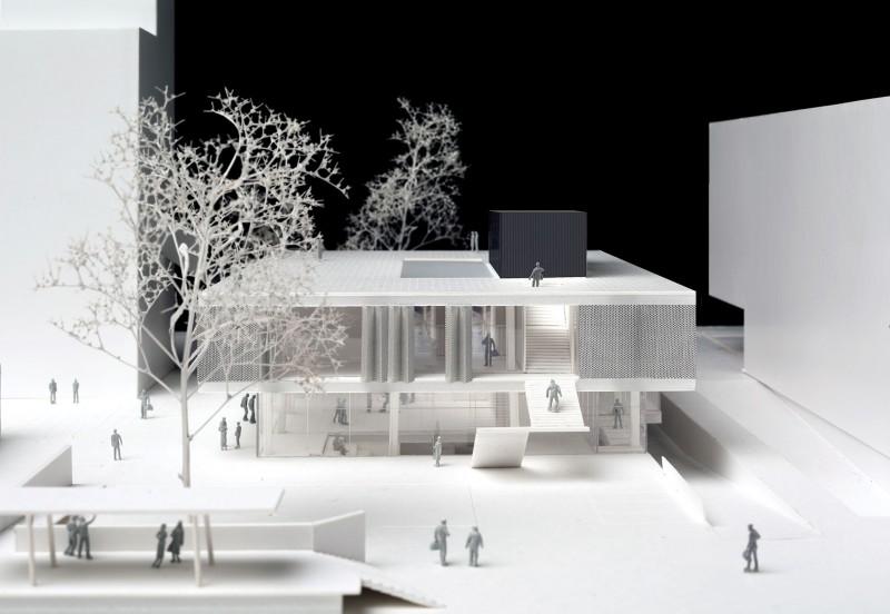 Start building of Rietveld Academy