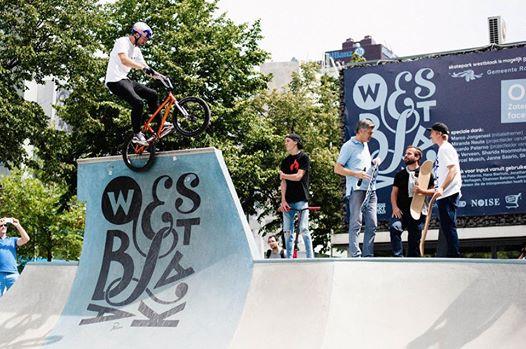 Skatepark Westblaak II opened!
