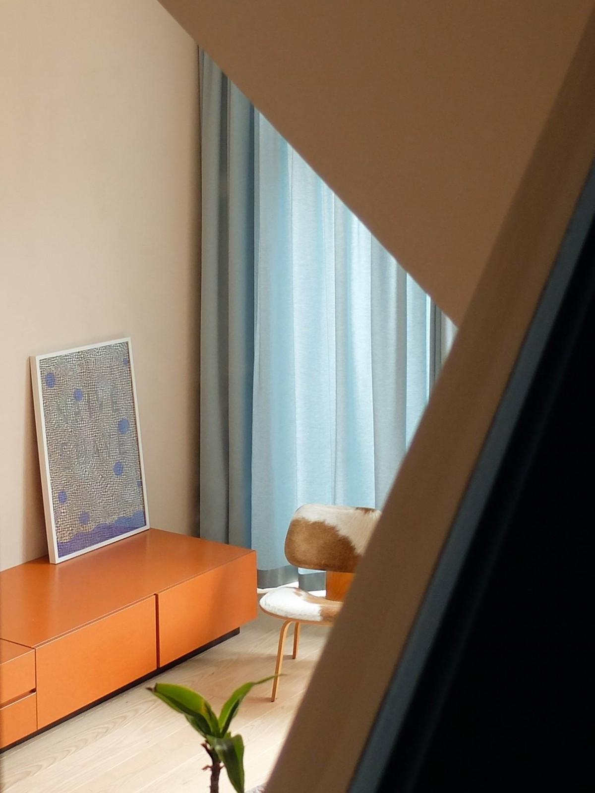 Come have a peak in our Workhome-Playhome for Gluren bij de Buren open house.