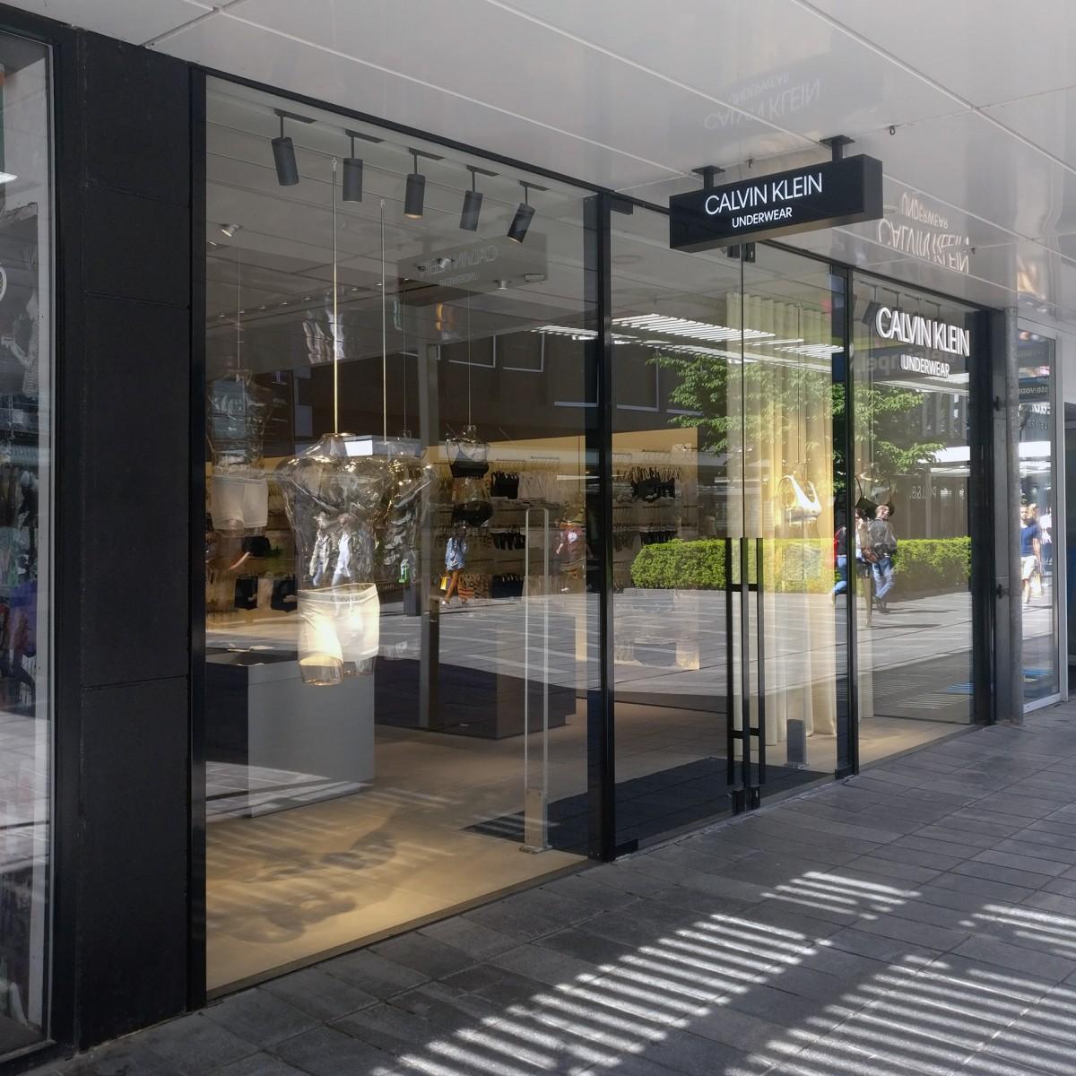 Calvin Klein Underwear Rotterdam Lijnbaan open!