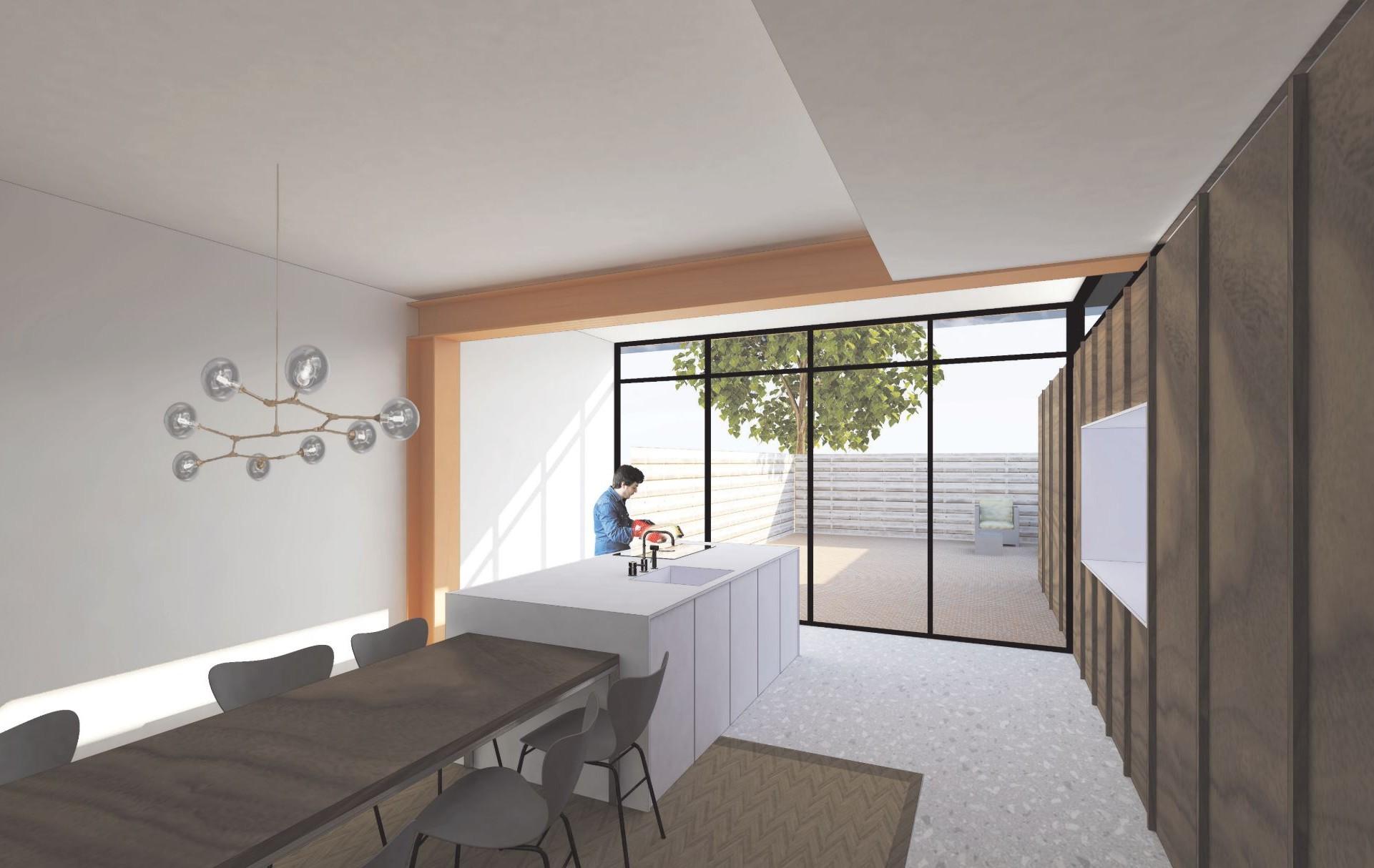 LAGADOarchitects_verbouwing_uitbouw_colourful_kleurrijk_Leiden_WIP_dontmoveimprove_extension_interior