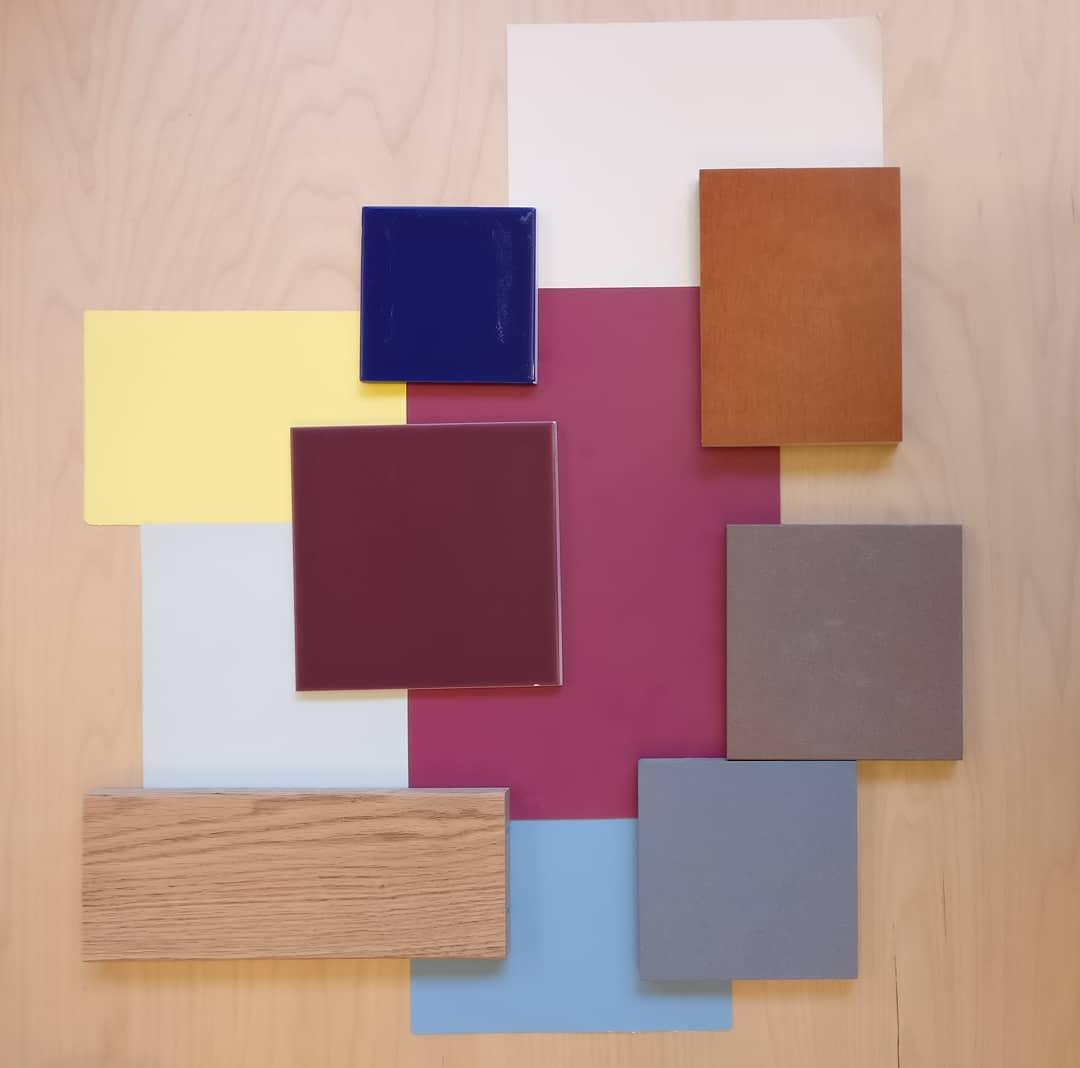 kleurenpalet Chinny
