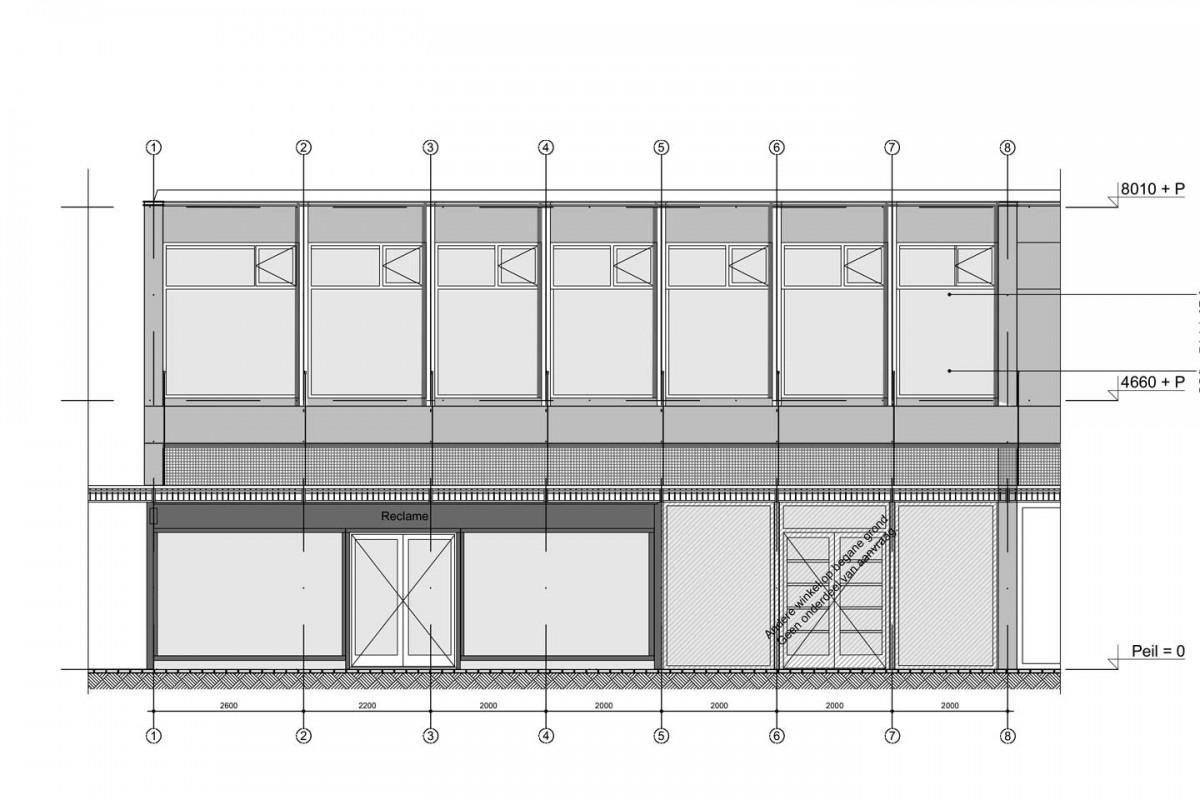 Building permit delivered for Tommy Jeans Lijnbaan