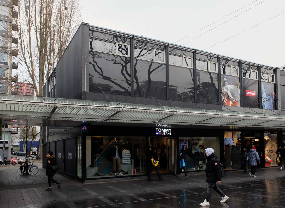 Local Architect for Tommy Jeans Lijnbaan remodel