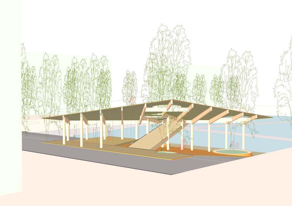 LAGADO architects - Sluisbuurt Water pavillion P'eaublique 1PNG