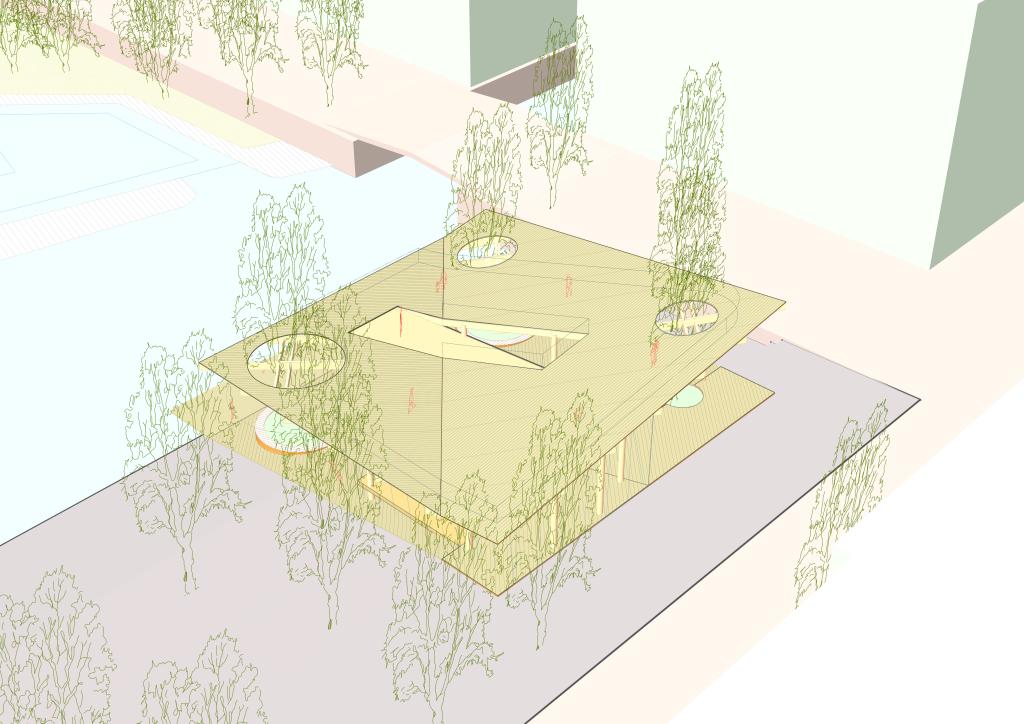 LAGADO architects - Sluisbuurt Water pavillion P'eaublique 4